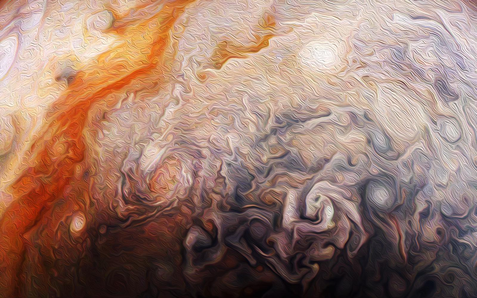 feat abstract jupiter atmosphere - HD 1505×1003