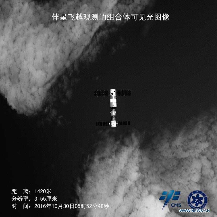 Высота орбиты китайской станции «Тяньгун-2» серьезно снизилась