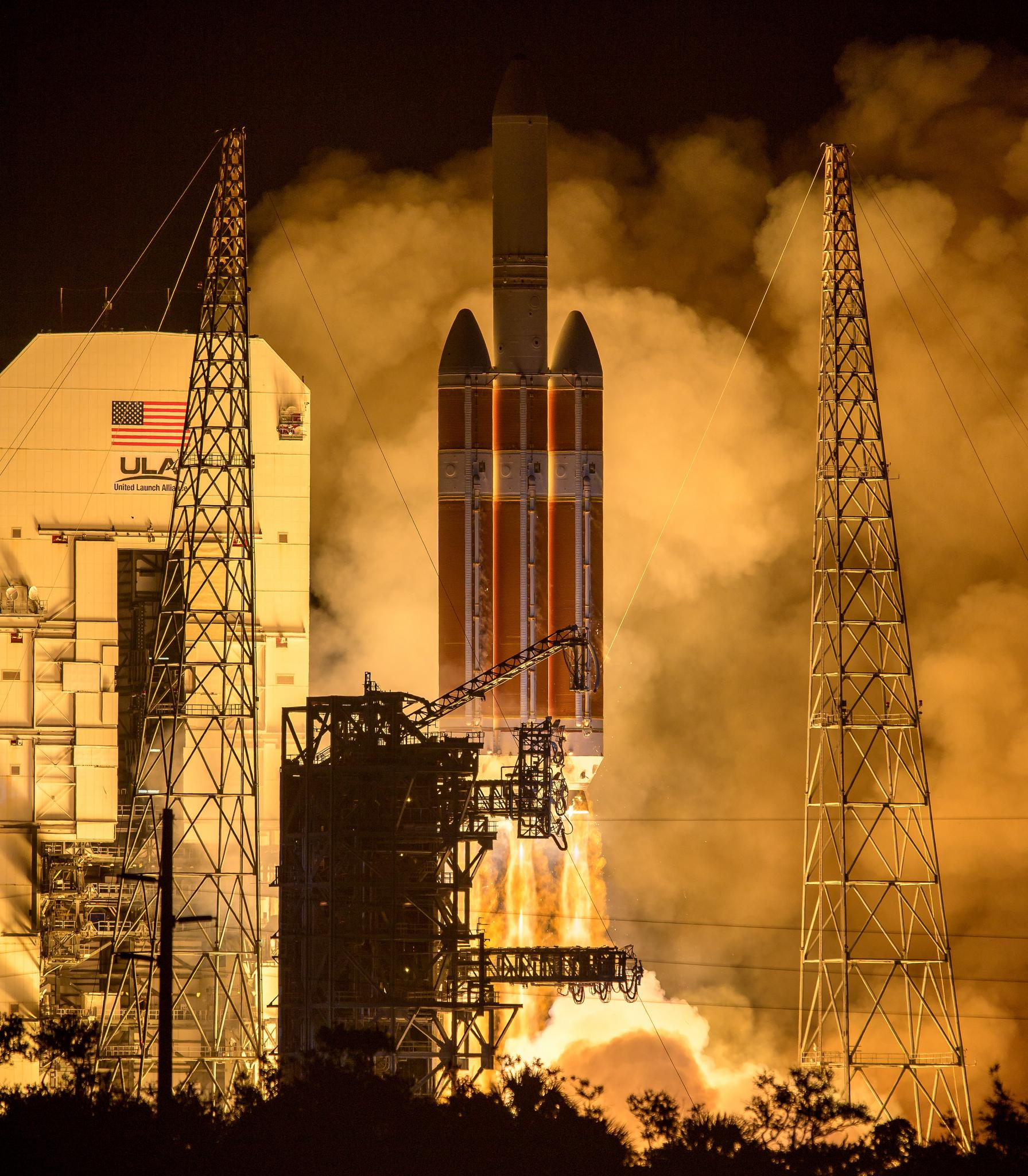 nasa probe launch - HD1049×1200