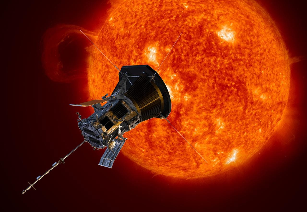 Parker Solar Probe готов отправиться к Солнцу