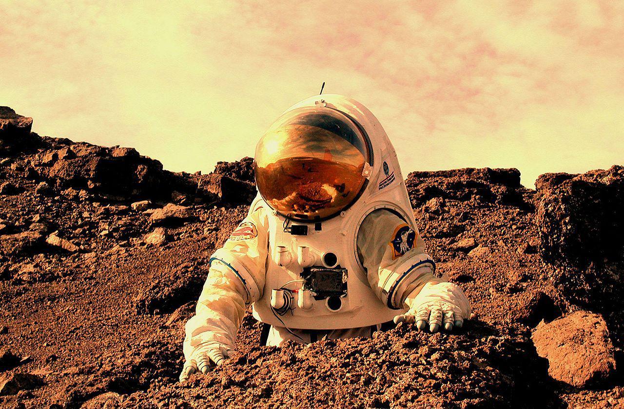 ExoMars измерил уровень радиации на пути к Марсу