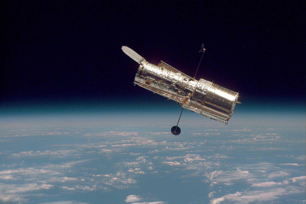 Видео дня: 30 лет с телескопом Hubble