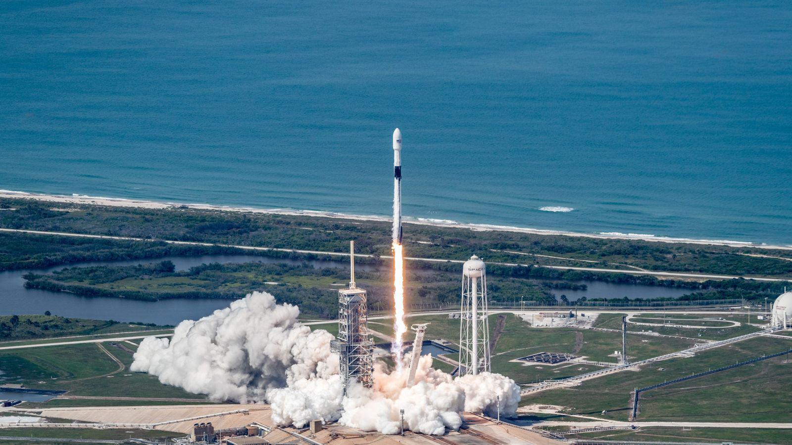NASA сертифицировала Falcon 9 для запуска дорогих научных миссий