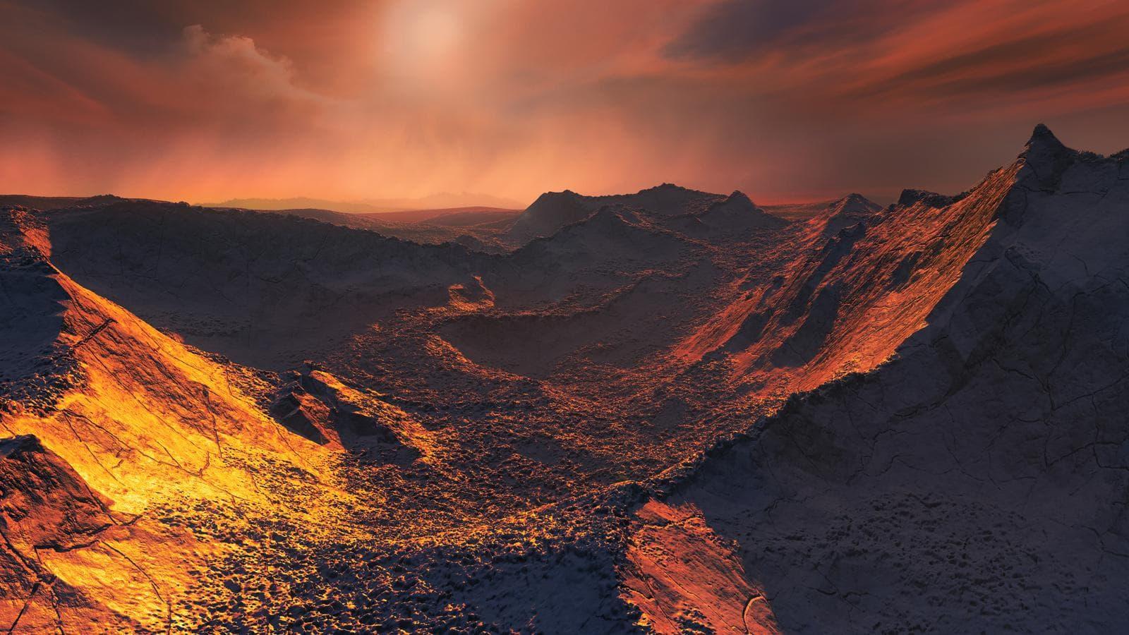 У звезды Барнарда найдена экзопланета