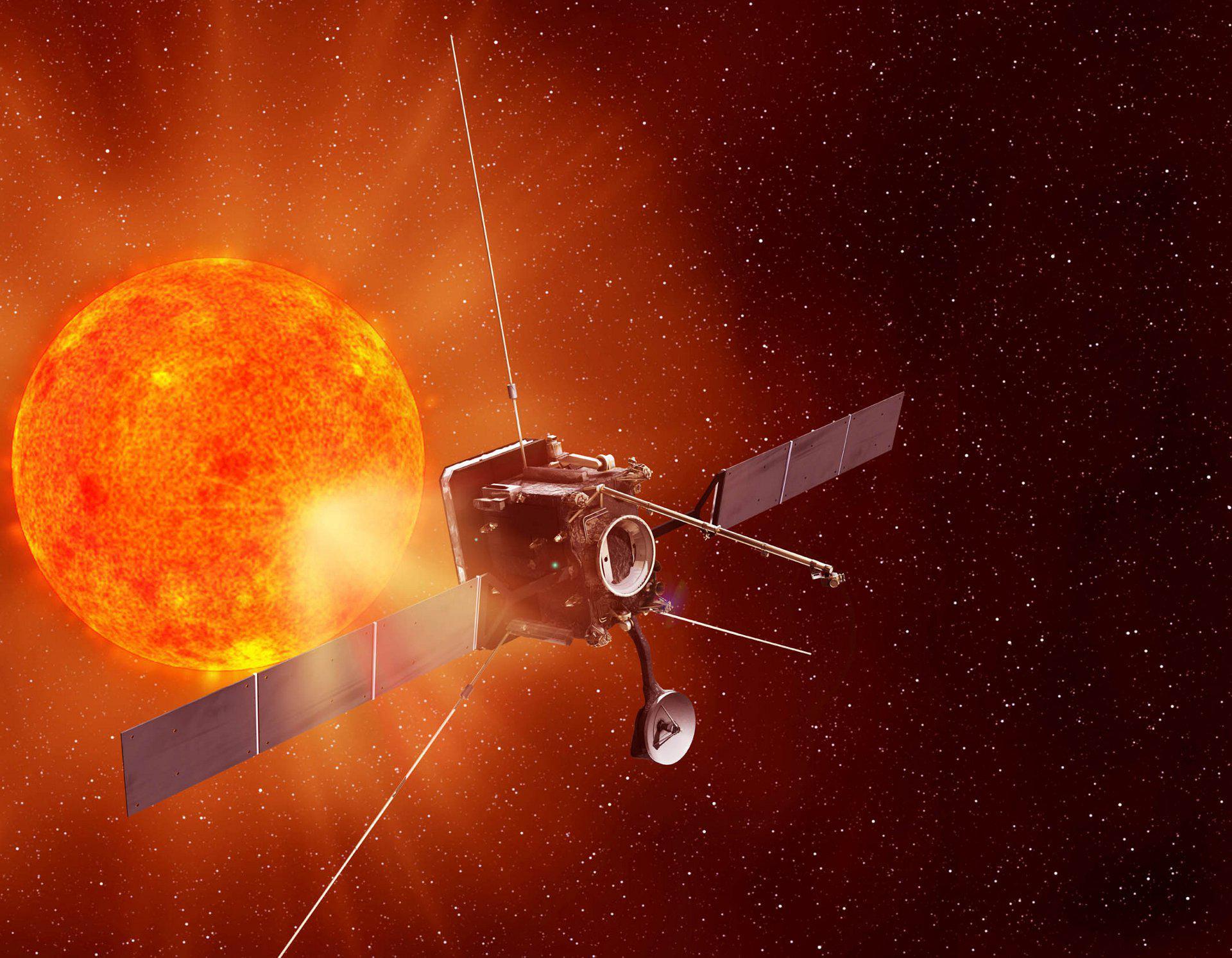 nasa sun mission - HD1280×1005