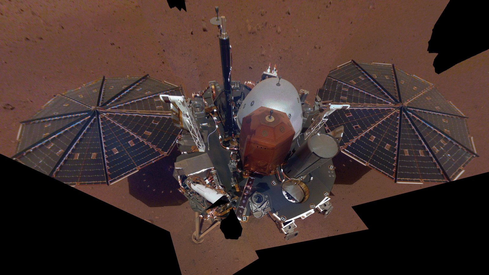 InSight попытается «забить» инструмент HP3 в марсианский грунт