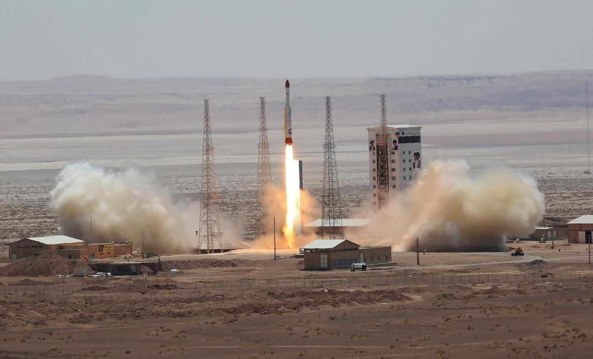 Иран признал неудачу при запуске ракеты «Симург»