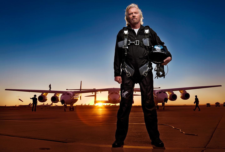 Ричард Брэнсон собирается совершить суборбитальный полет уже этим летом