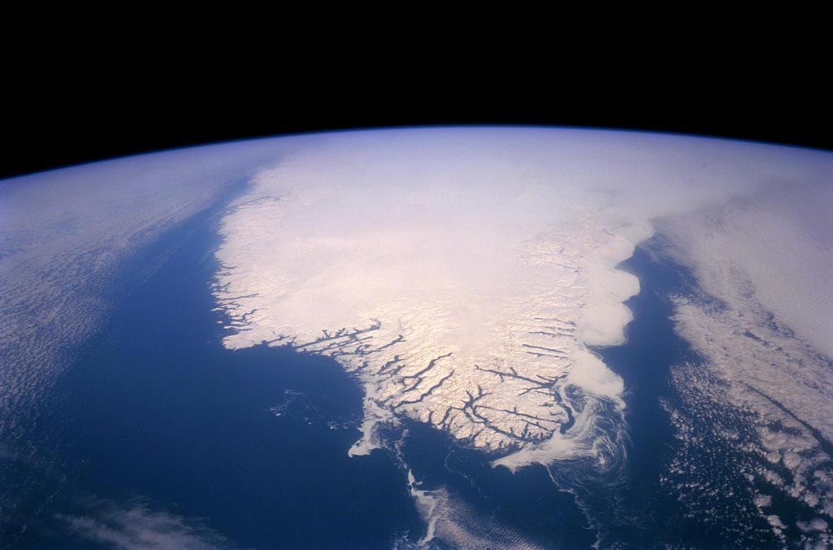 Ледники Гренландии тают быстрее, чем предполагалось