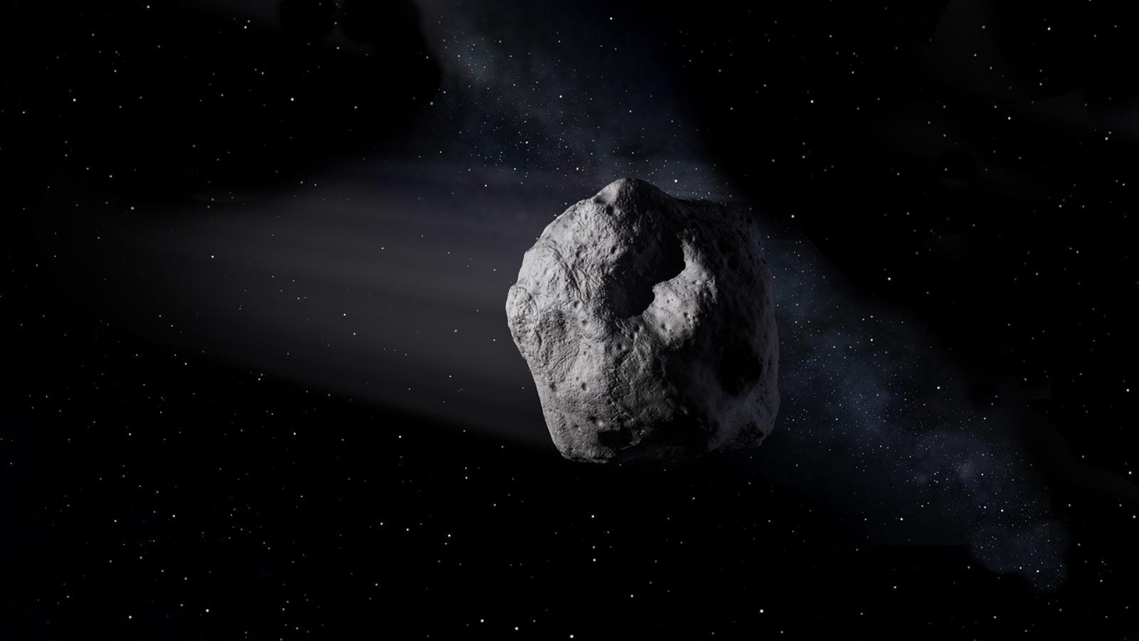 Найден новый временный спутник Земли