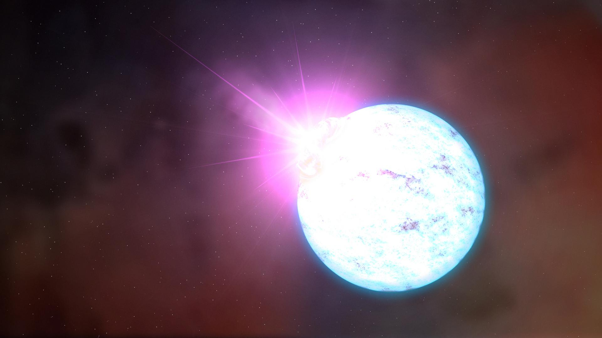 neutron star size - HD 3840×2160