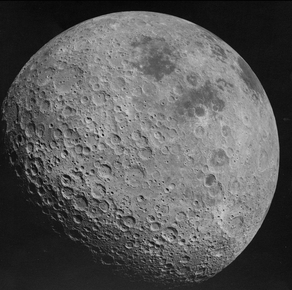 Различия между полушариями Луны объяснили последствиями гигантского столкновения