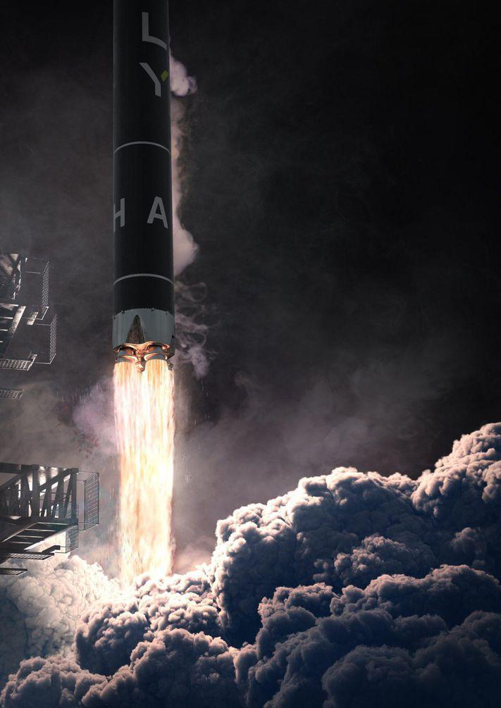 Firefly начнет прием заявок на полезную нагрузку для ракеты Alpha