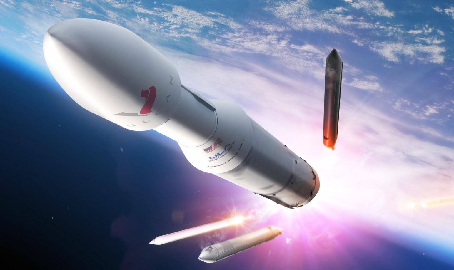 Dream Chaser собираются запускать с помощью ракеты Vulcan