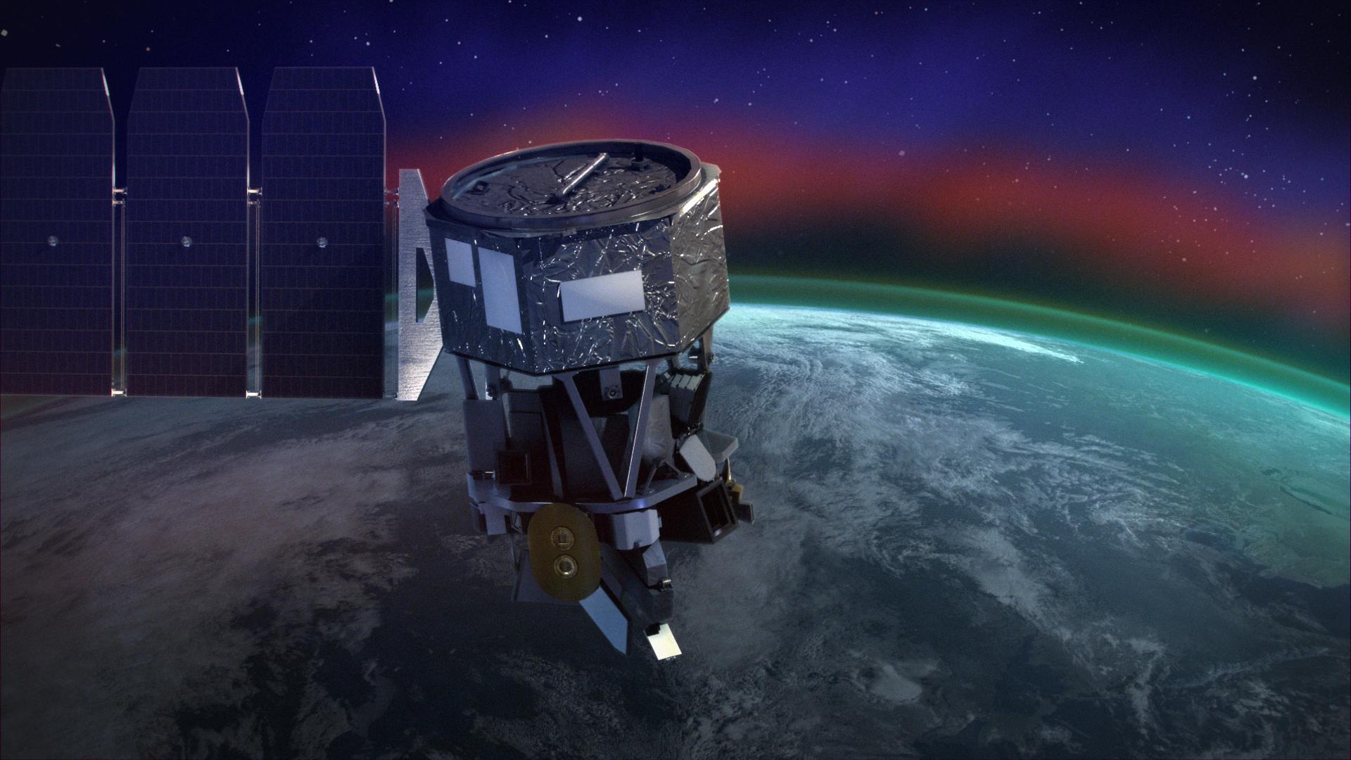 Утверждена новая дата запуска миссии ICON
