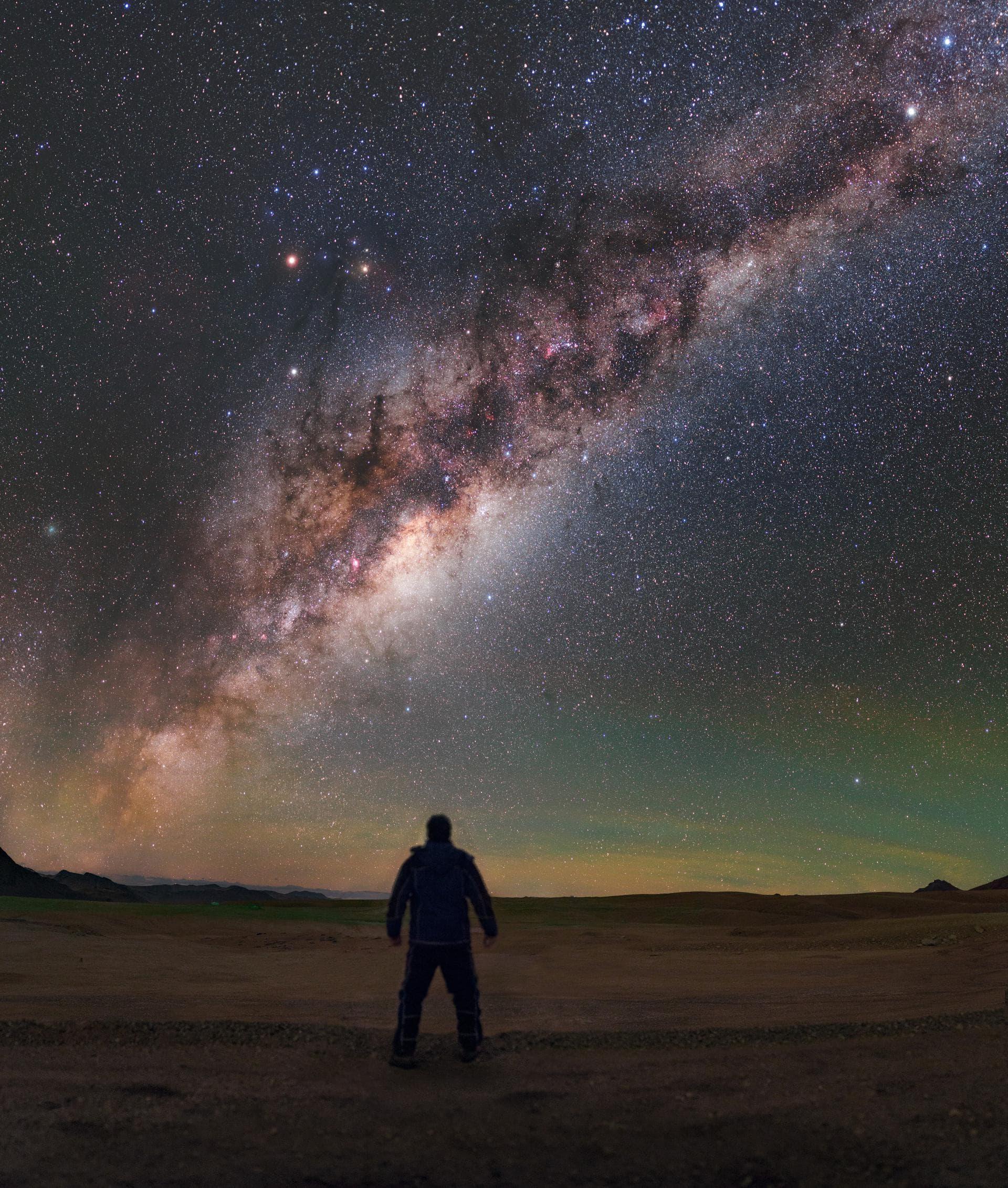самые необычные фотографии космоса стили