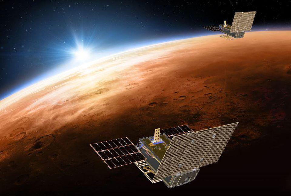 Virgin Orbit собирается отправить кубсаты к Марсу