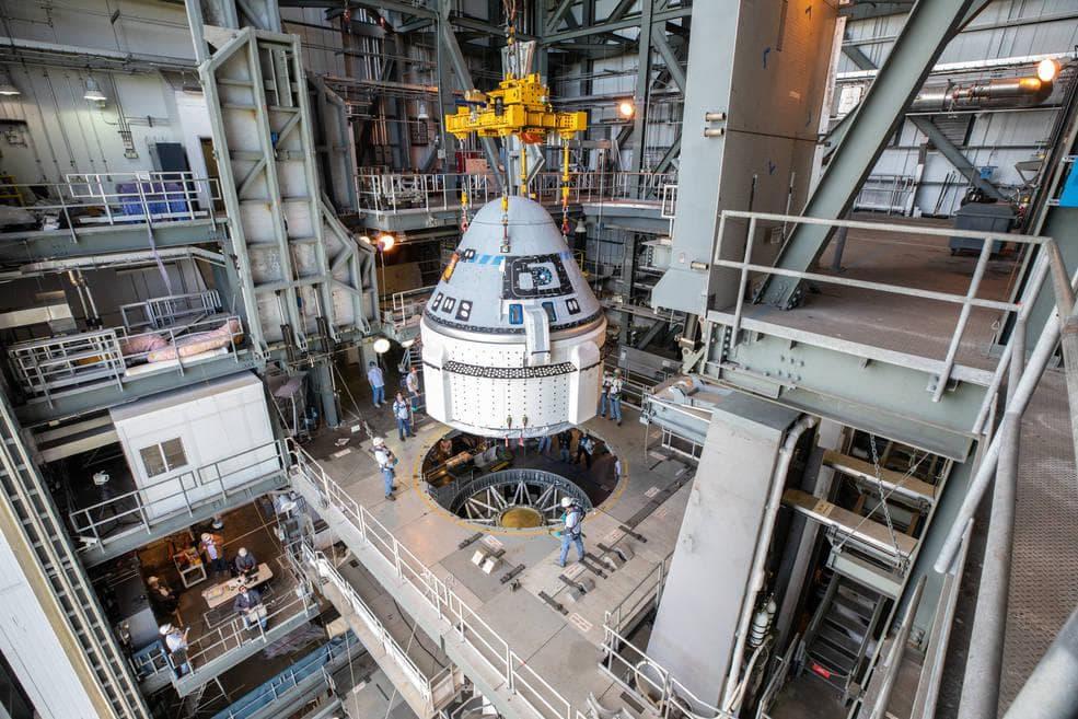 Boeing повторит беспилотное испытание Starliner