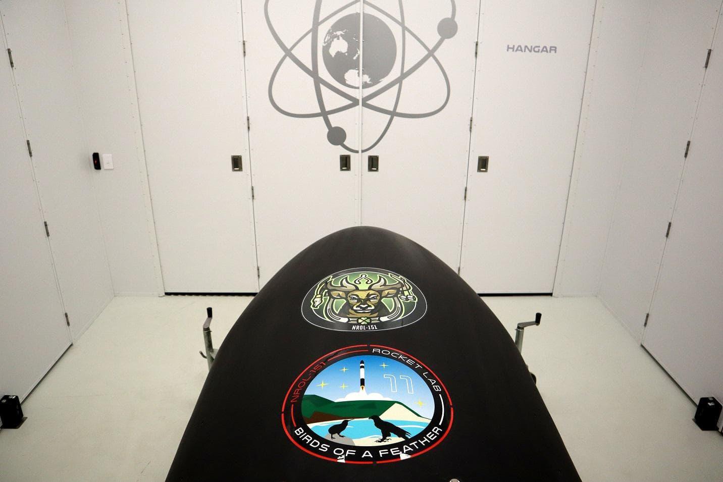 Rocket Lab запустит спутник для военно-космической разведки США
