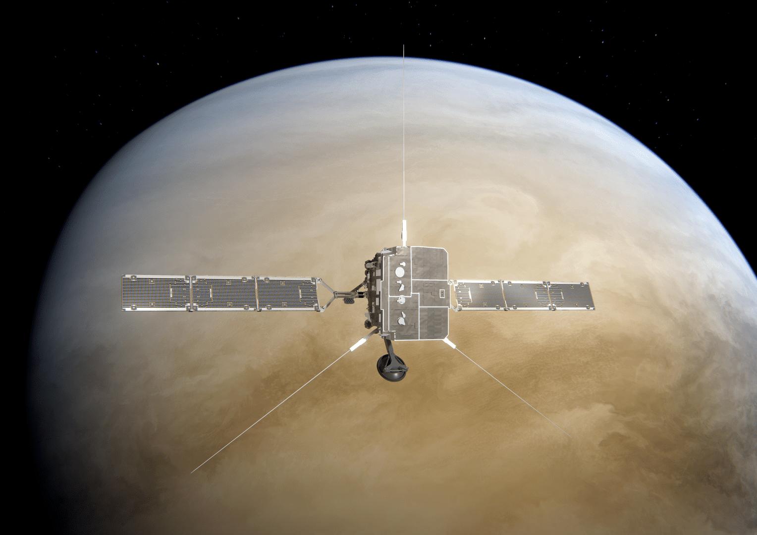 ESA готовится к двойному пролету Венеры