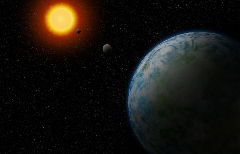 Астрономы нашли две суперземли в зоне обитаемости близких красных карликов