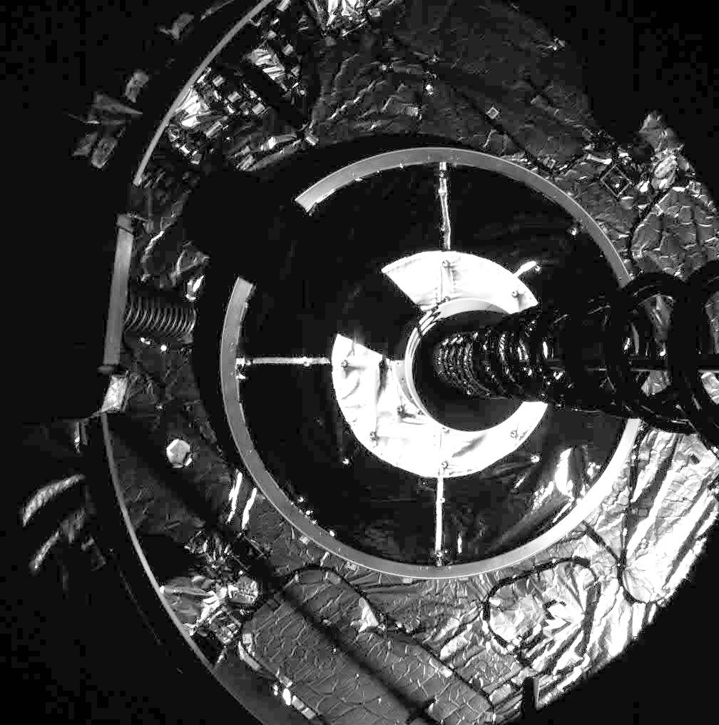 MEV-1 состыковался со спутником Intelsat-901