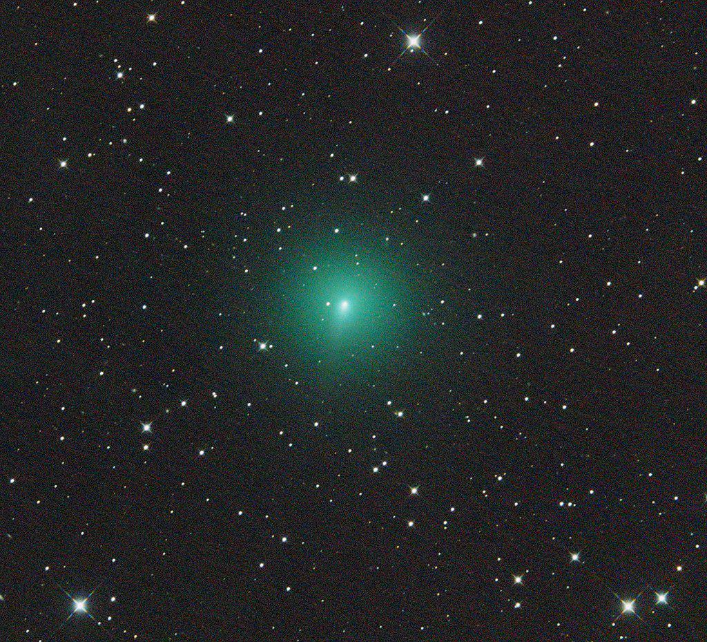 Комета C/2019 Y4 (ATLAS) начала распадаться