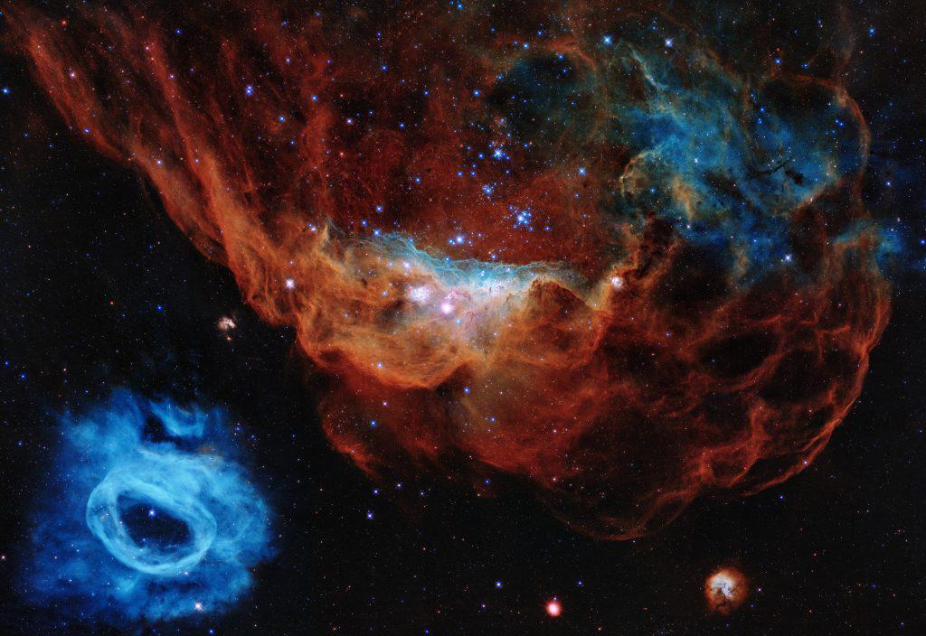 невероятные фотографии космоса тренд