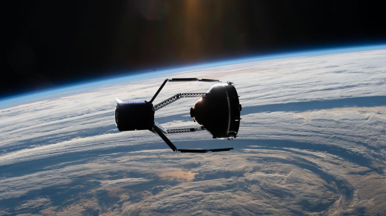 ESA заплатит 86 млн евро за уборку фрагмента космического мусора
