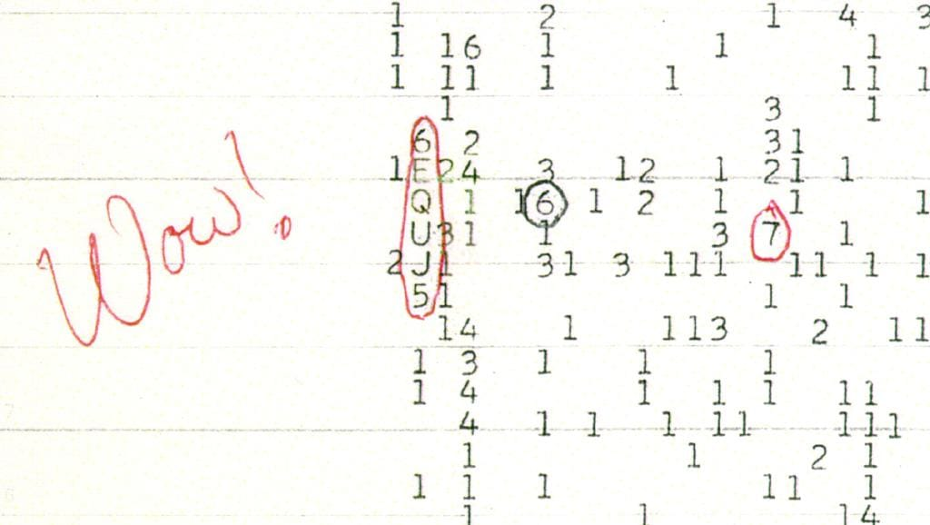 Астроном-любитель идентифицировал системы, подходящие на роль источника сигнала «Wow!»