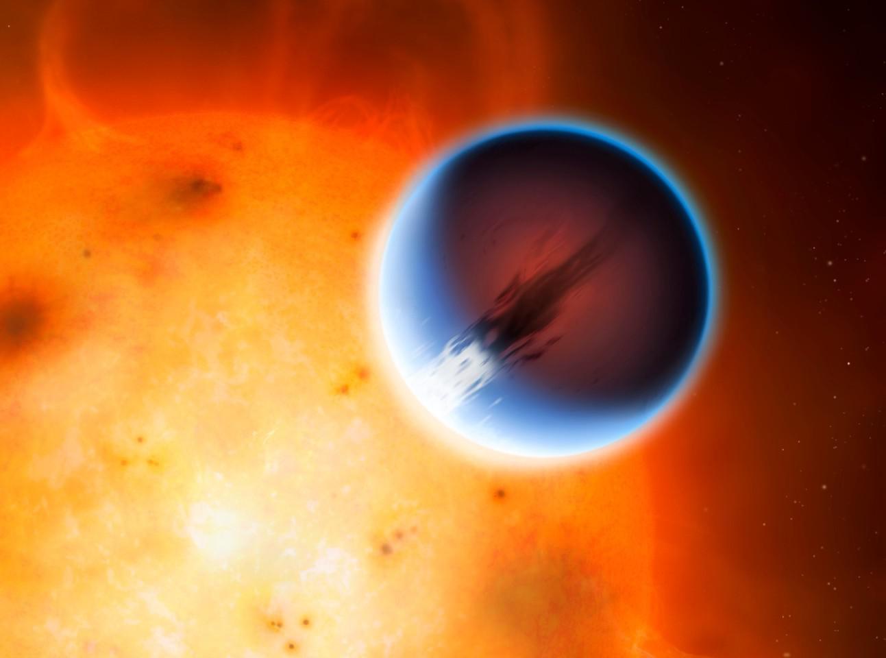 Астрономы нашли экзопланету в системе с белым карликом