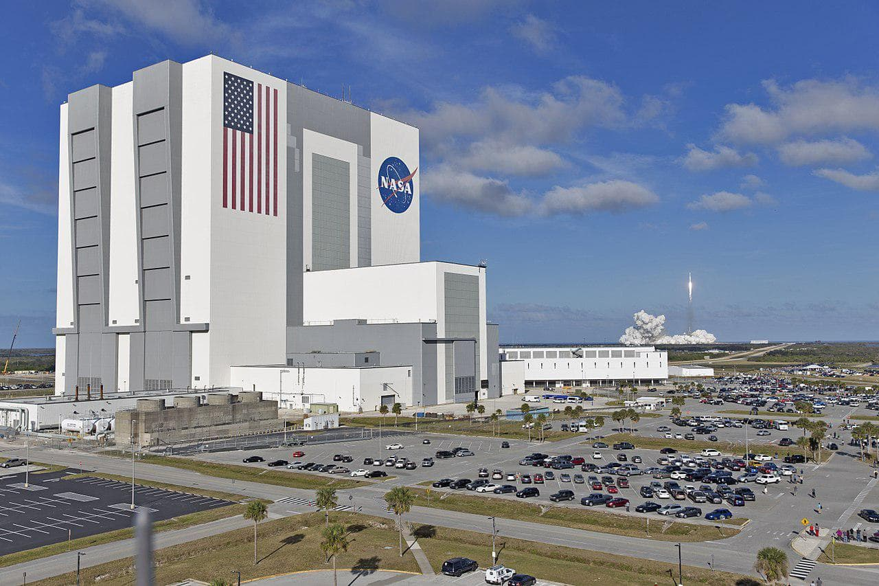 NASA has released a revised budget request for 2022. In total, the aerospace administration plans to receive $24.8 billion. That's $1.5 billion more than it will receive this year.
