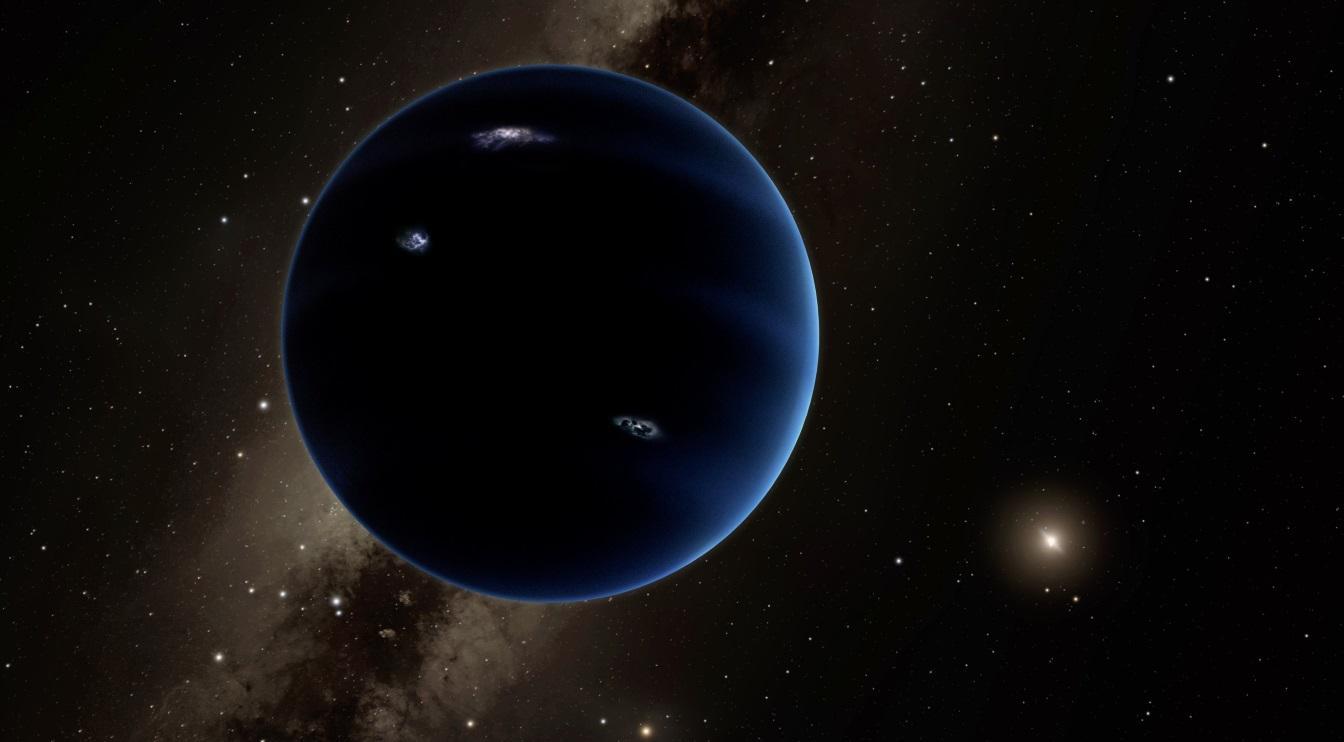 Астрономы сфотографировали близкую экзопланету