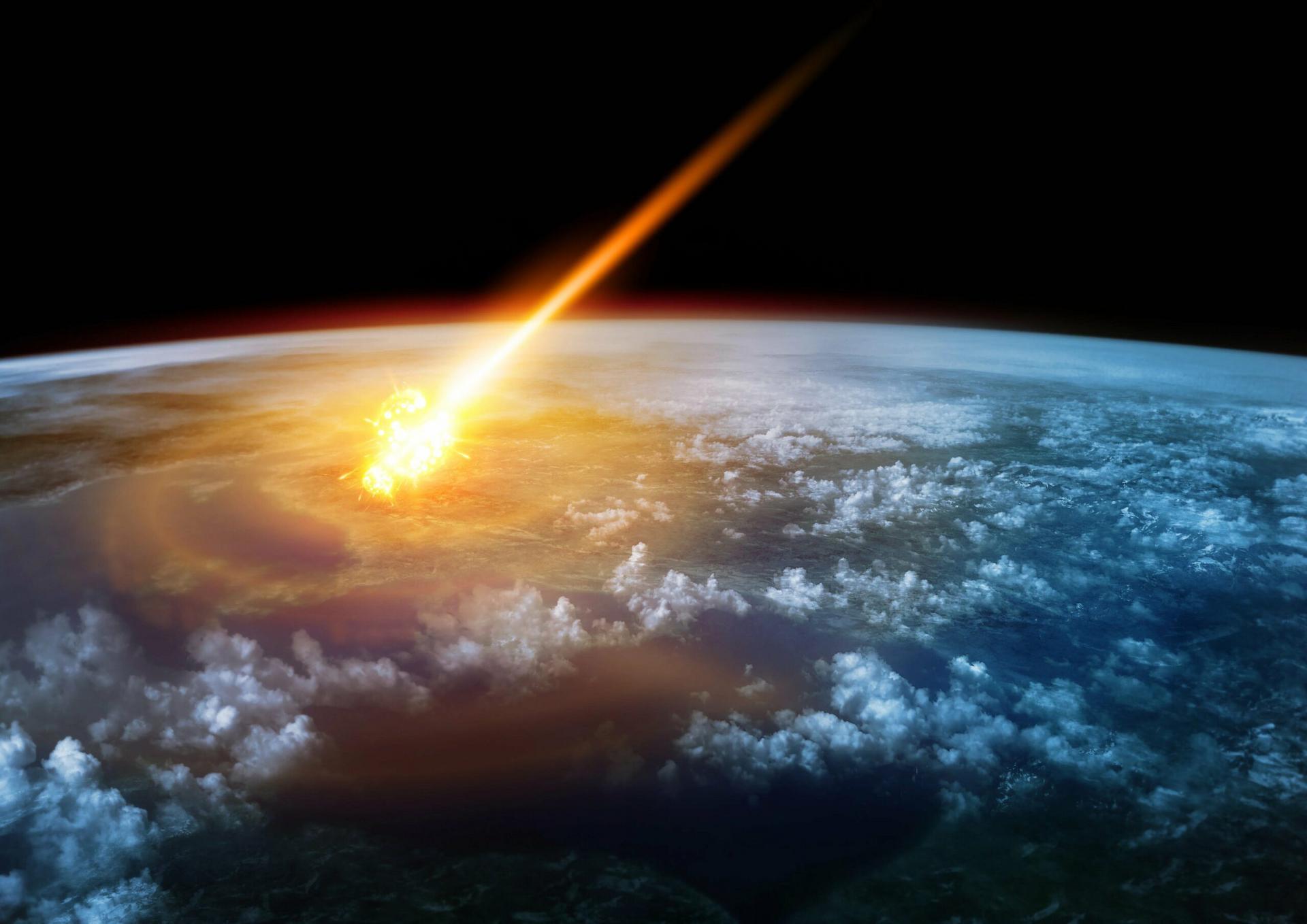 Взрыв астероида назвали причиной гибели прототипа библейского Содома
