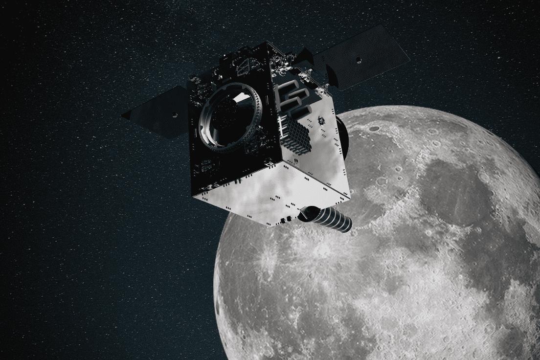 ESA арендует коммерческий спутник для поддержания связи с лунными миссиями