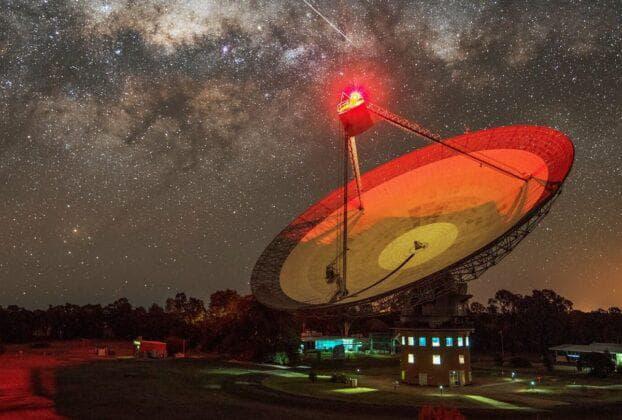 Загадковий сигнал із космосу