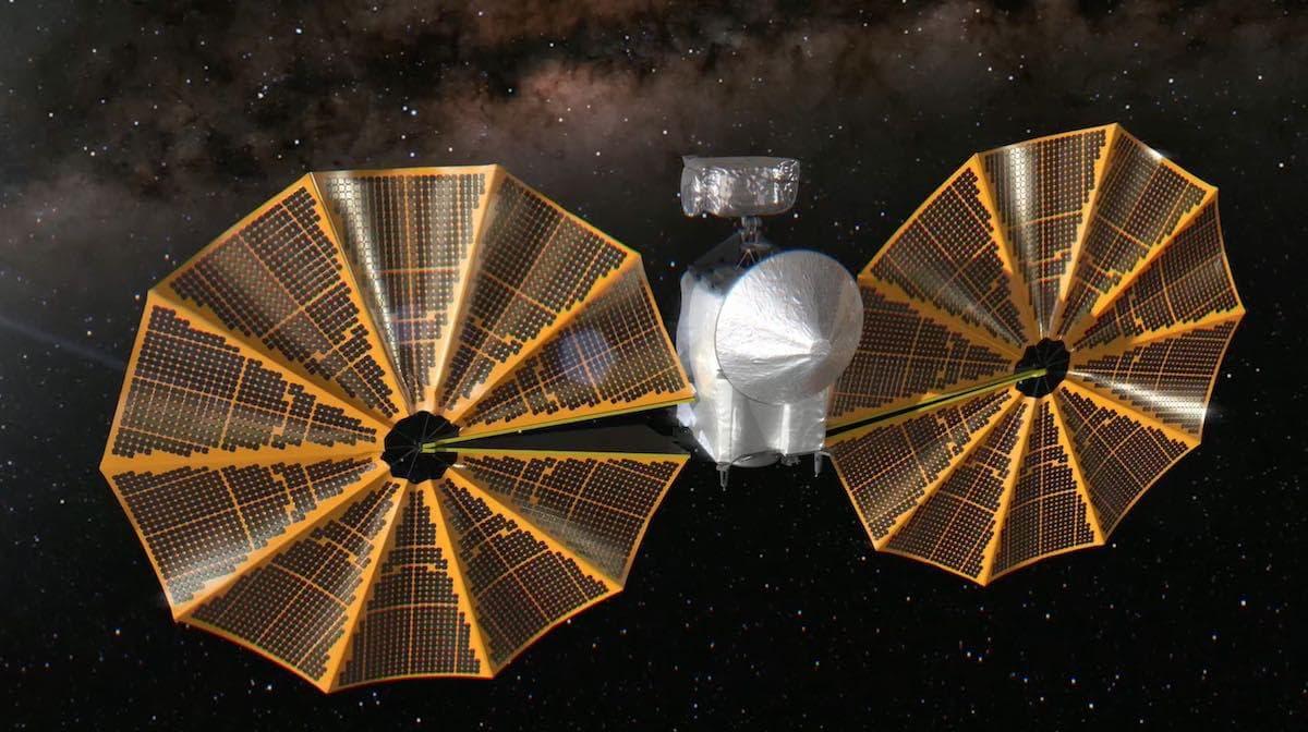 NASA розповіла про стан зонда Lucy