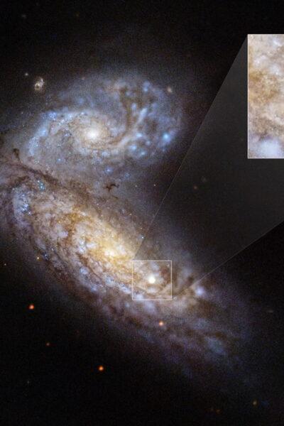 Supernova SN 2020fqv